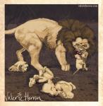 Plate 10: Infanticide. Valerie Herron, 2014