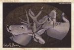 Plate 2: Locked Antlers. Valerie Herron, 2014