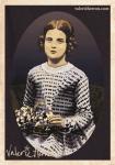 Plate 9: Annie Darwin. Valerie Herron, 2014